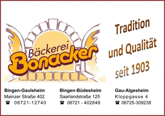 Bonacker